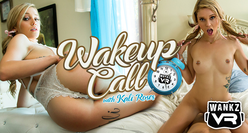 Wake Up Call with Kali Roses