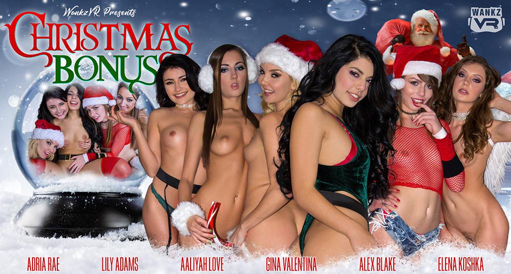 Christmas Bonus - WankzVR Holiday Special