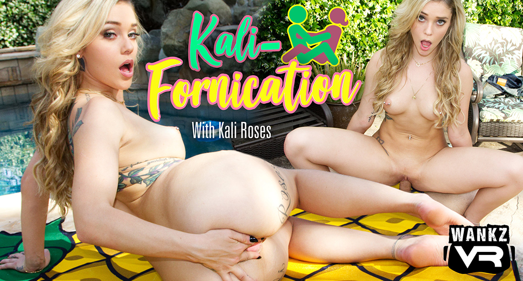 Kali-Fornication with Kali Roses - WankzVR