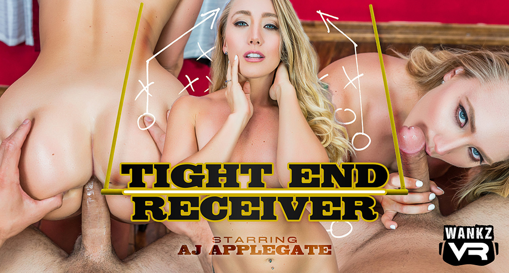 Tight End Receiver - AJ Applegate