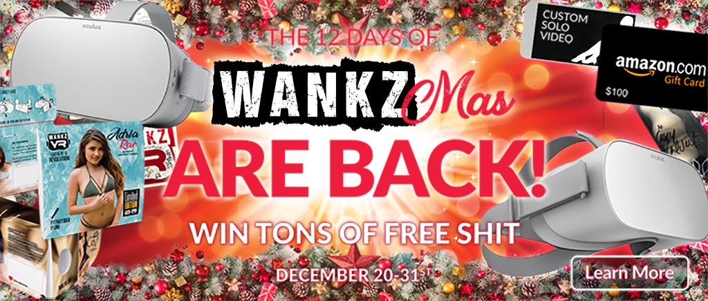 Merry Wankzmas!