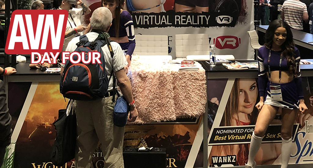 2019 AVN Show - Day Four