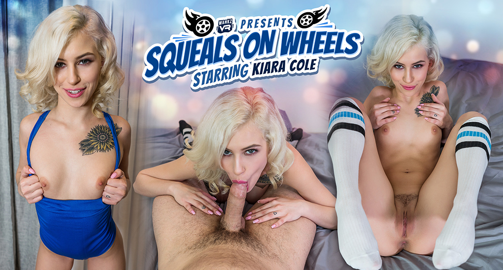 Squeals On Wheels - Kiara Cole