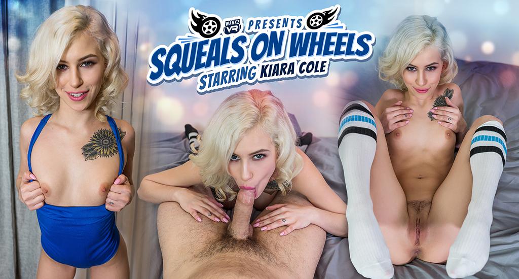 Squeals On Wheels - Kiara Cole