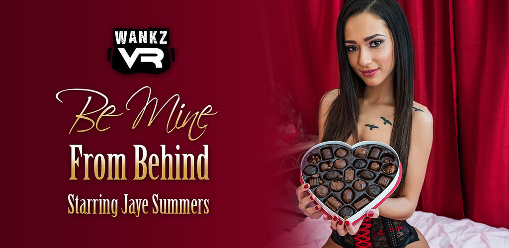 Jaye Summers - Be Mine From Behind
