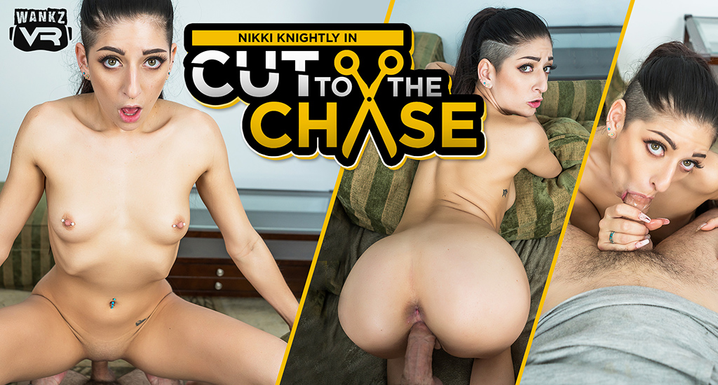 Cut to the Chase - Nikki Knightly