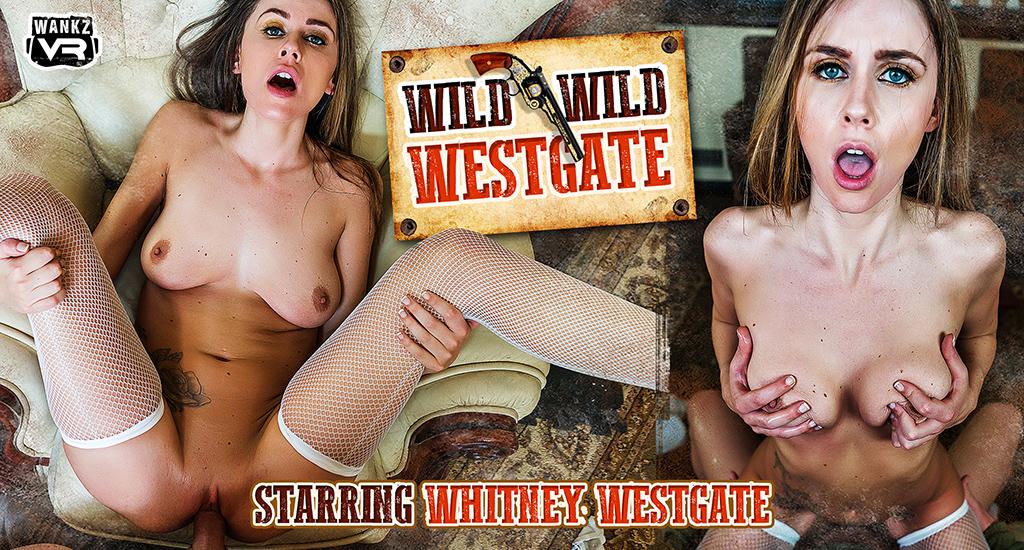 Wild Wild Westgate - New @ WankzVR