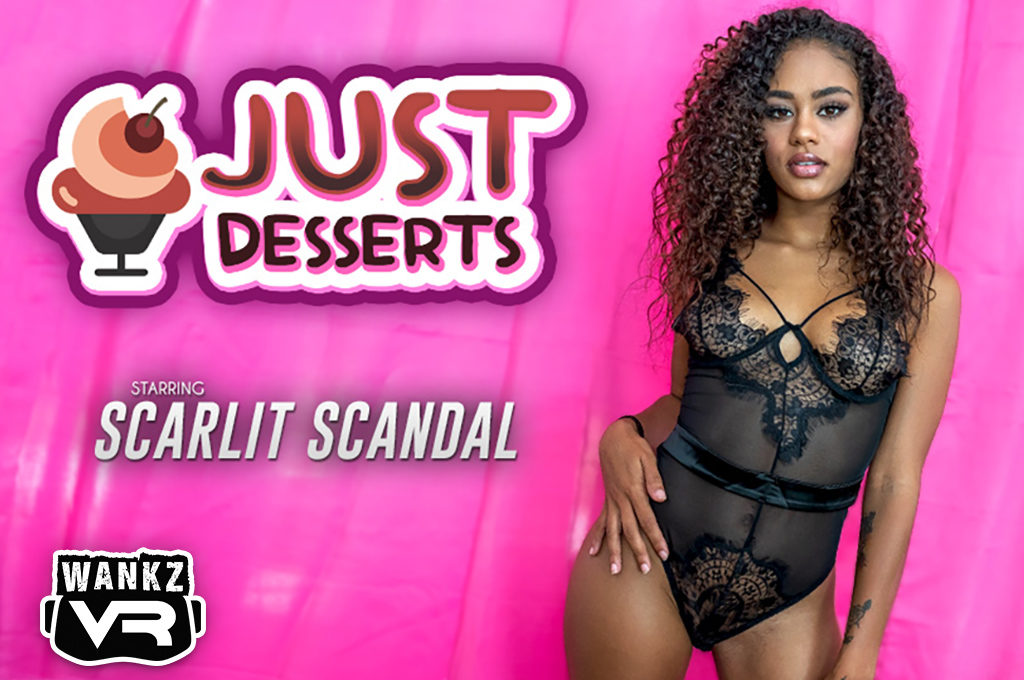 New Release at WankzVR